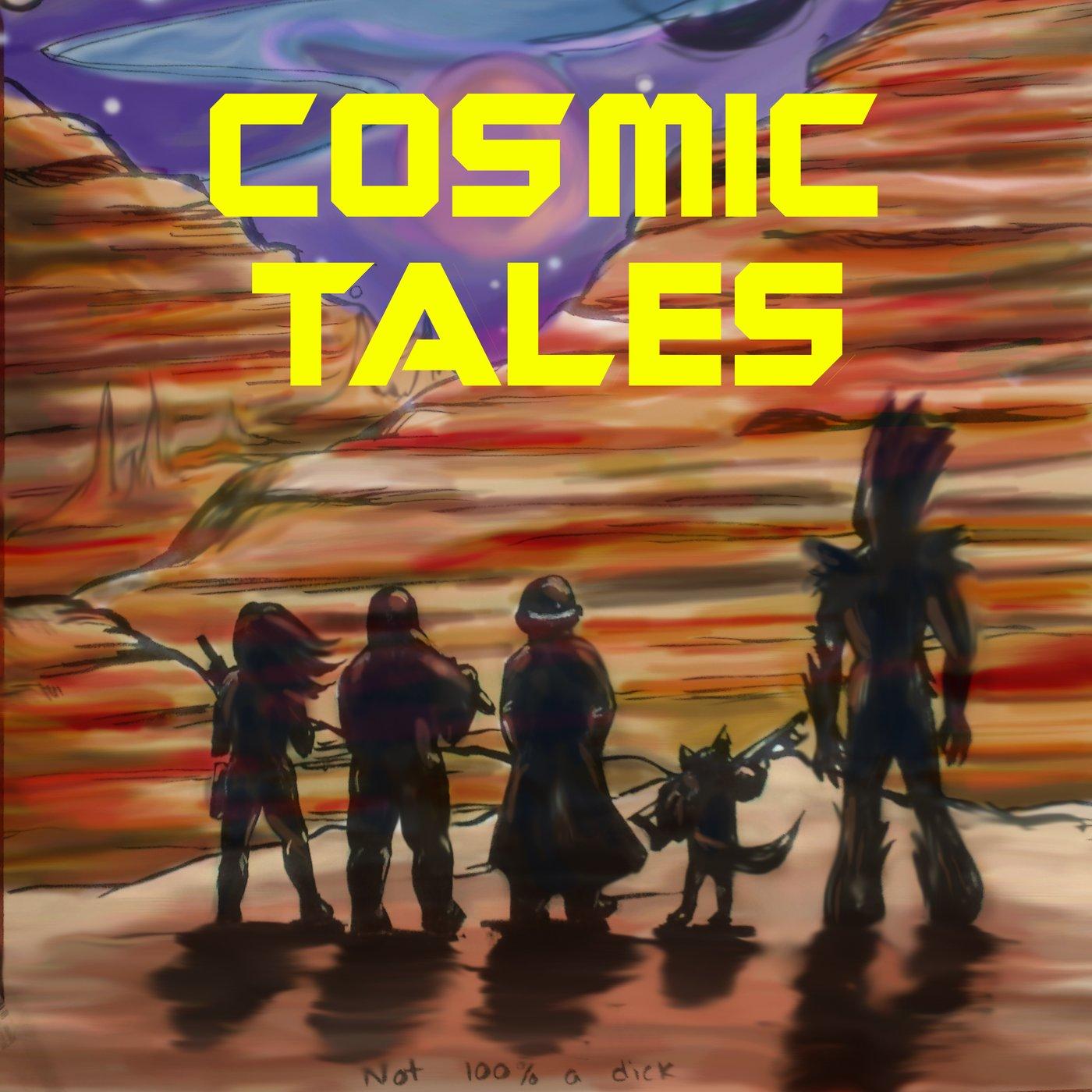 Ep3 Cosmic Cube Saga Part 1